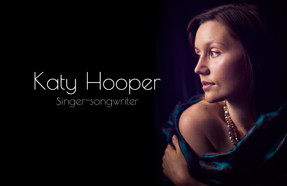 Business Cards for Bristol based Singer songwriter Katy Hooper