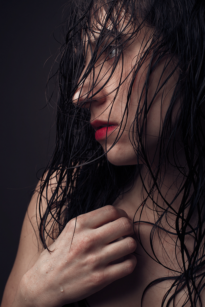 BenjaminRobertMuir-Fashion-Photographer-Bristol-UK-wet-hair-creative-shoot